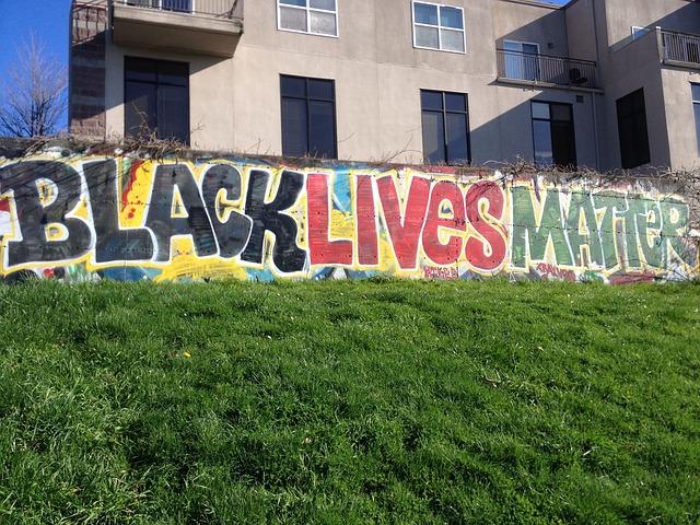 black lives matter speech