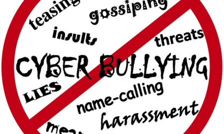 Speech on cyber bullying