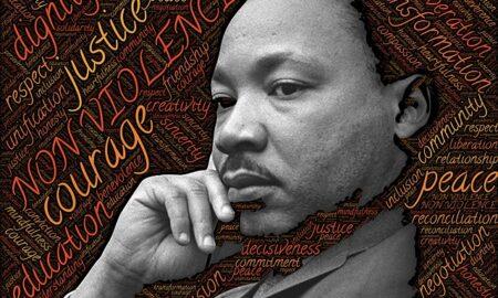 Speech on Martin Luther King