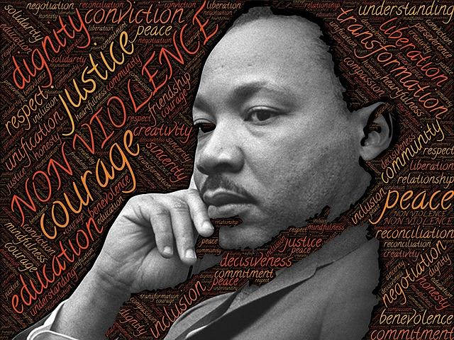 Speech on Martin Luther King