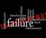 Speech on failure