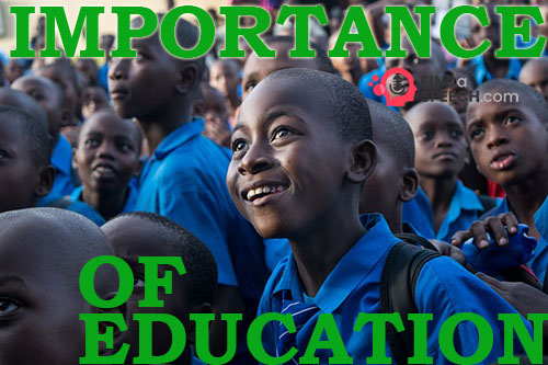 Importace of Education