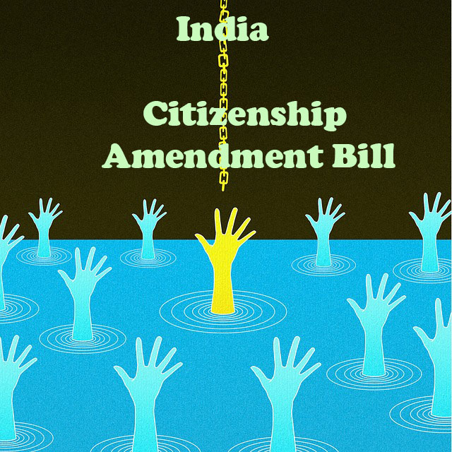 Indian Citizenship Amendment Bill
