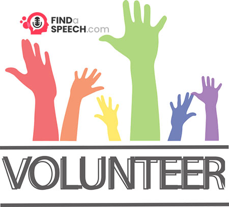 Short Speech on Volunteering