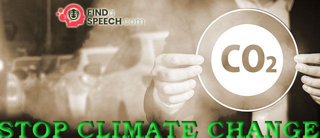 Stopping Climate Change