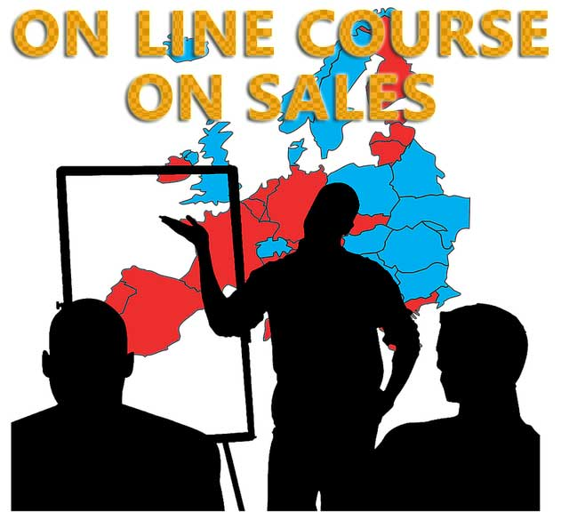 Online Course on Sales