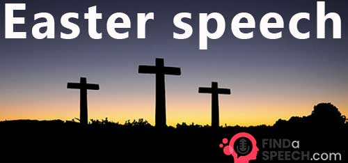 Speech on Easter