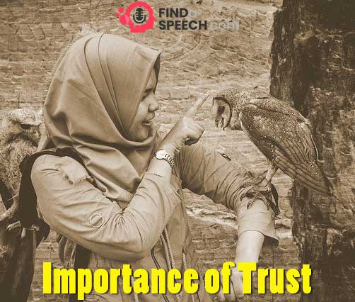 Importance of Trust